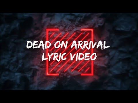 I Prevail – DOA (Dead On Arrival) Lyric video | #iprevail