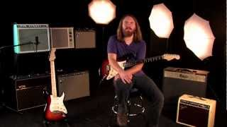 Fender American Standard Rosewood Stratocaster Tone Review and Demo