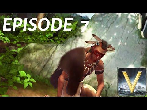 MEETING NEW CIVILIZATIONS! (Civilization V | Ep. 7) [HD]