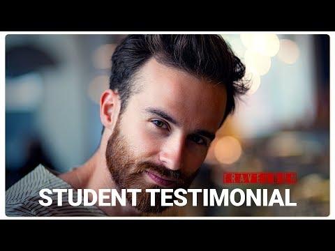 Student Testimonial #1 | Kyiv August Workshop