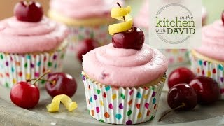 How To Make Cherry Sunshine Cupcakes