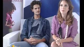 ISABELLA RAGONESE e ALBERTO BOLL - intervista (Il primo incarico) - WWW.RBCASTING.COM