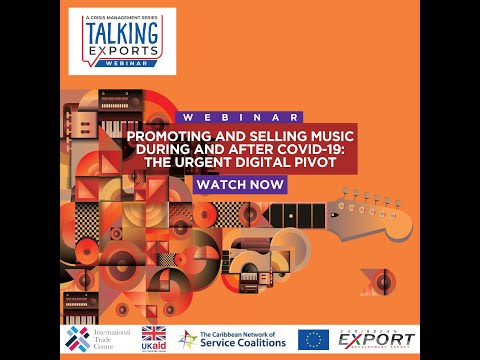 Promoting and Selling Music During and After COVID 19 - The Urgent Digital Pivot