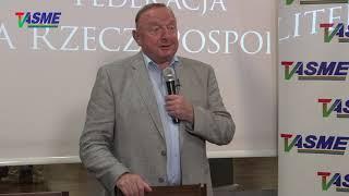 Jakich reform Polska potrzebuje? - spotkanie ze Stanisławem Michalkiewiczem w Raciborzu 19.07.2019