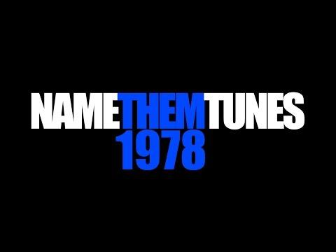 Name That Tune - 1978 Billboard 100 #1 Singles Edition Music Trivia