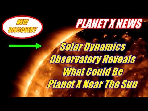 PLANET X NEWS - NEW DISCOVERY October 15th, 2017 Solar Dynamics Observatory