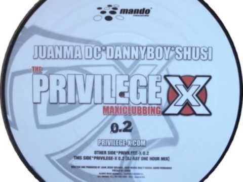 Juanma DC & Danny Boy - Say U / Setup
