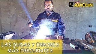 COMO SOLDAR CON ELECTRODO – TRUCOS Y CONSEJOS