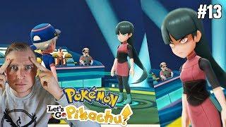 Sabrina! Liderka psychicznych pokemonów! (Pokemon Let