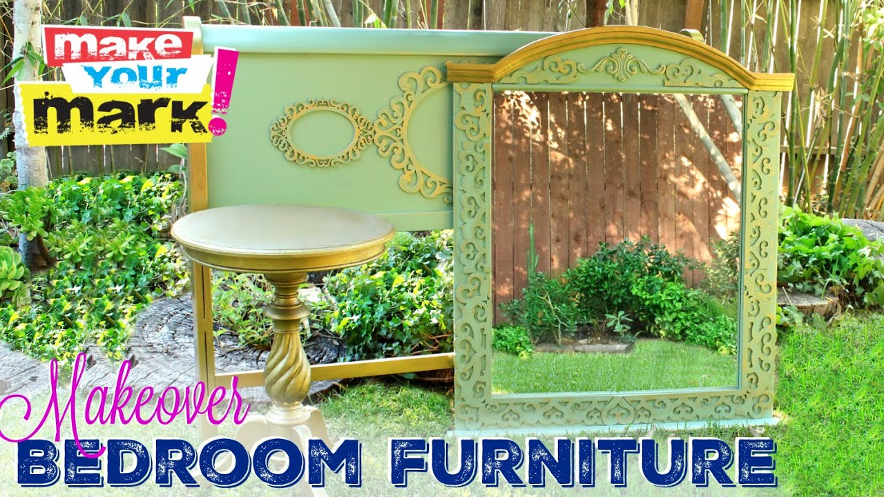 bedroom furniture makeover. How To: Makeover Bedroom Furniture