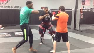 Teaching New Skills With Pro Marcel and Amateur Chris | Q6 Fight