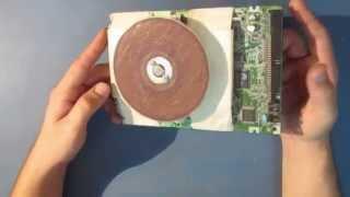 как сделать самодельное точило из CD-ROM (DVD-ROM)