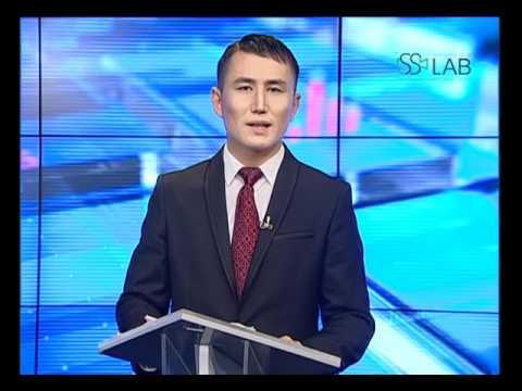 12.11.16 Новости 7 канал Ведущий Алпамышов Абзал