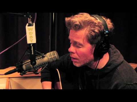 "Josh Ritter - ""The Temptation of Adam"" - Radio Woodstock 100.1 - 5/1/14"