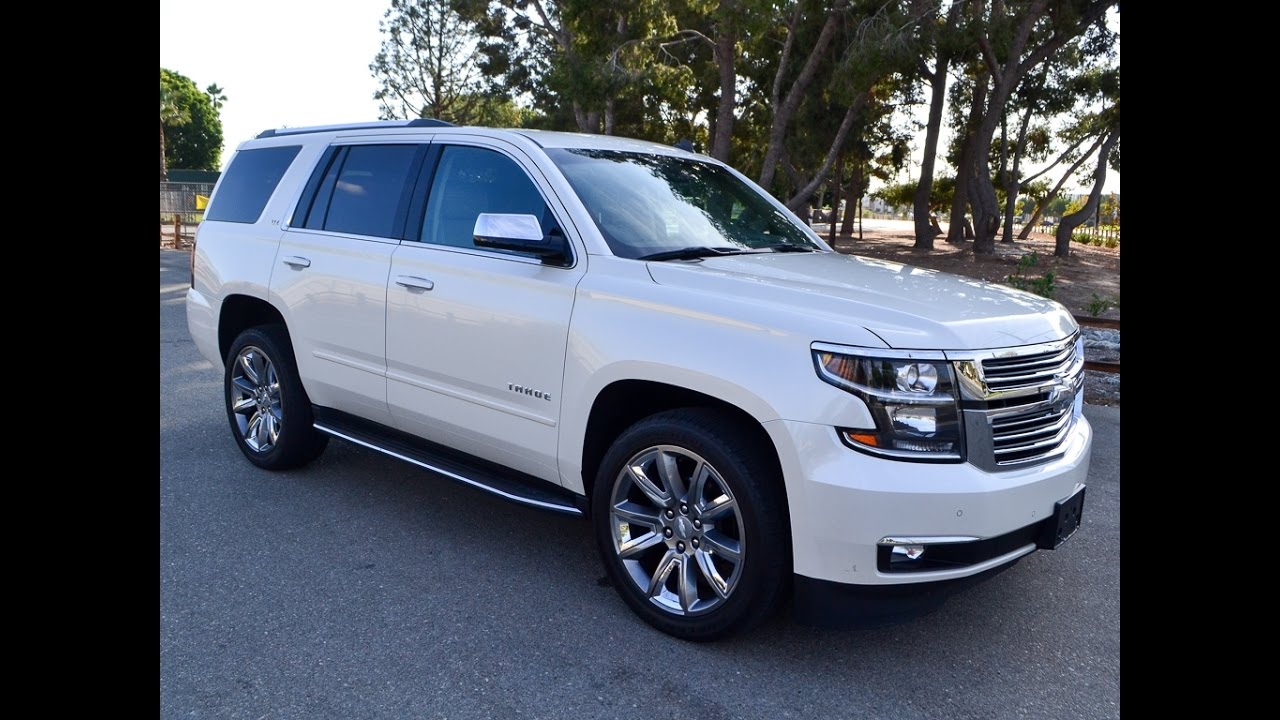 sold 2015 chevrolet tahoe 2wd ltz suv for sale by corvette mike youtube. Black Bedroom Furniture Sets. Home Design Ideas