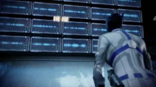 Mass Effect 2: Liara & M!Shep Romance: Lair of the Shadow Broker #3