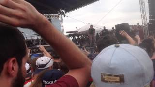"Chance the rapper - ""smoke again"" - live at soundset 2014"