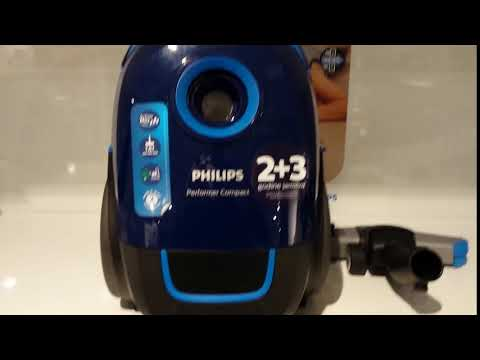 Philips Performer Compact FC8385 review