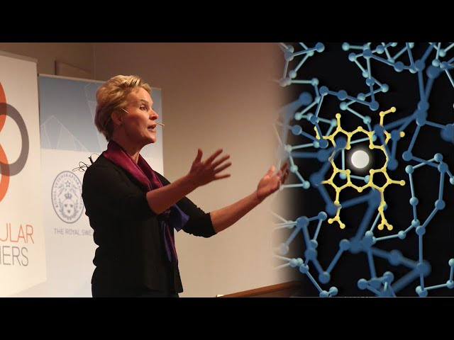 Frances Arnold: New enzymes by evolution
