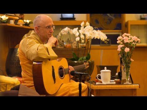 Avatamsaka Sutra lecture at Berkeley Buddhist Monastery, 2 December 2017
