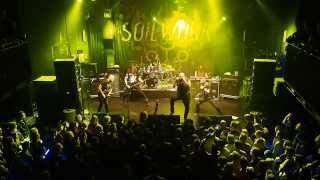 Soilwork - Spectrum of Eternity (live Dordrecht Bibelot 2014)