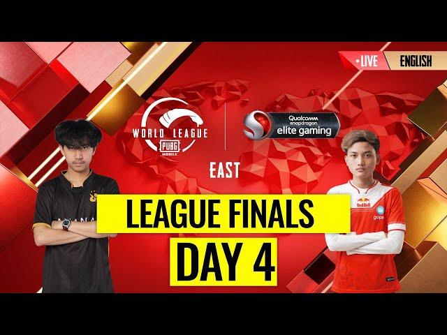 [EN] PMWL EAST - League Finals Day 4 | PUBG MOBILE World League Season Zero (2020)