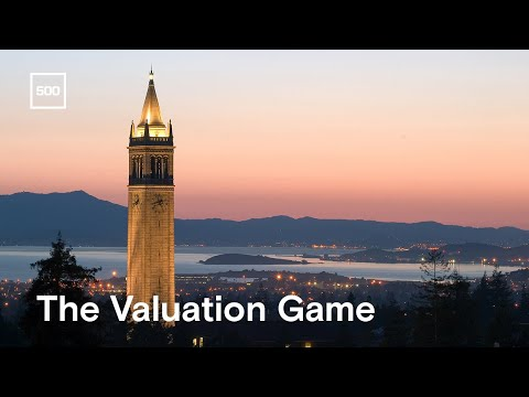 [VC Unlocked] The Valuation Game, with UC Berkeley''s Adam Sterling