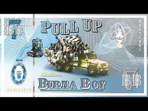 """Burna Boy Debuts Fifth 'African Giant' Single """"Pull Up"""""""
