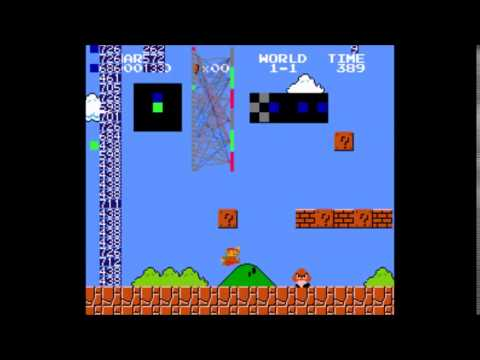 Super Mario Bros. - Neural Network with Genetic Algorithm