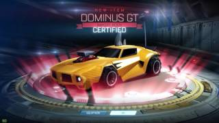 Rocket League - How to Dominus GT