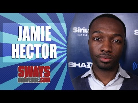 Jamie Hector Speaks on Selma and MLK, Starting Moving Mountains Inc  Live in Studio Theater