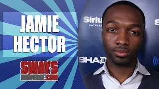 Jamie Hector Speaks on Selma and MLK, Starting Moving Mountains Inc + Live in Studio Theater