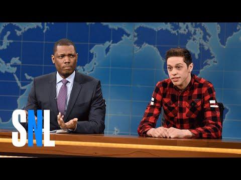 Weekend Update: Pete Davidson's Trumpdate - SNL