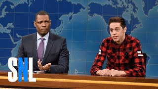 Weekend Update: Pete Davidson's Trumpdate - SNL