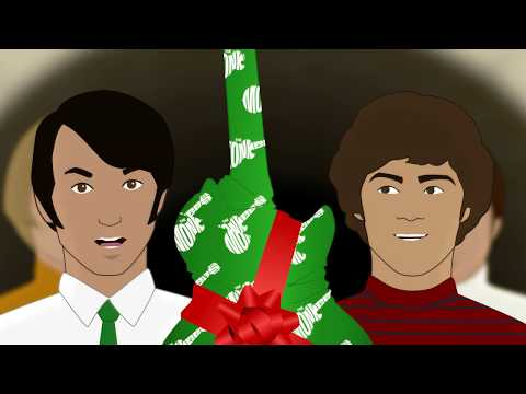 Van Edwards - The Monkees The Christmas Song