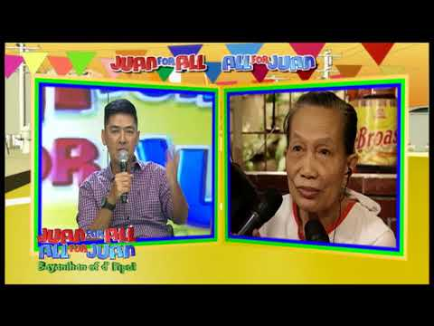 Juan For All, All For Juan Sugod Bahay | August 16, 2018