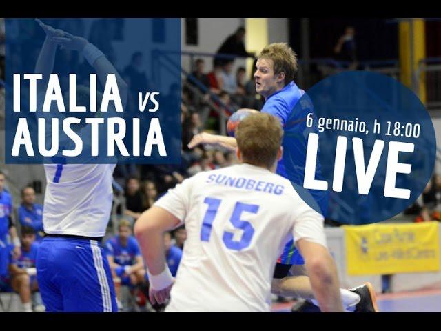 Qualificazioni Mondiali 2017: ITALIA - AUSTRIA