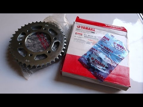 Yamaha fz s Chain Sprocket Kit Price Details | Hands On