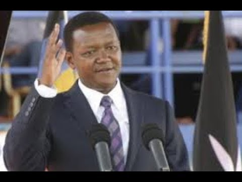 BREAKING NEWS: Governor Mutua's election upheld