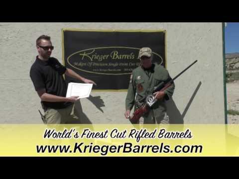 Long Range Shooting Milk Jug at 1 Mile (1760 yards)  - 3rd Shot Jim Miehl - Milk Jug Challenge