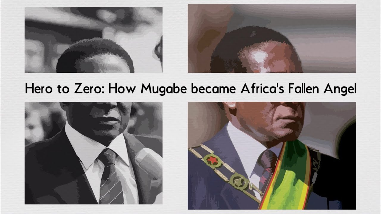 A Brief History of Robert Mugabe