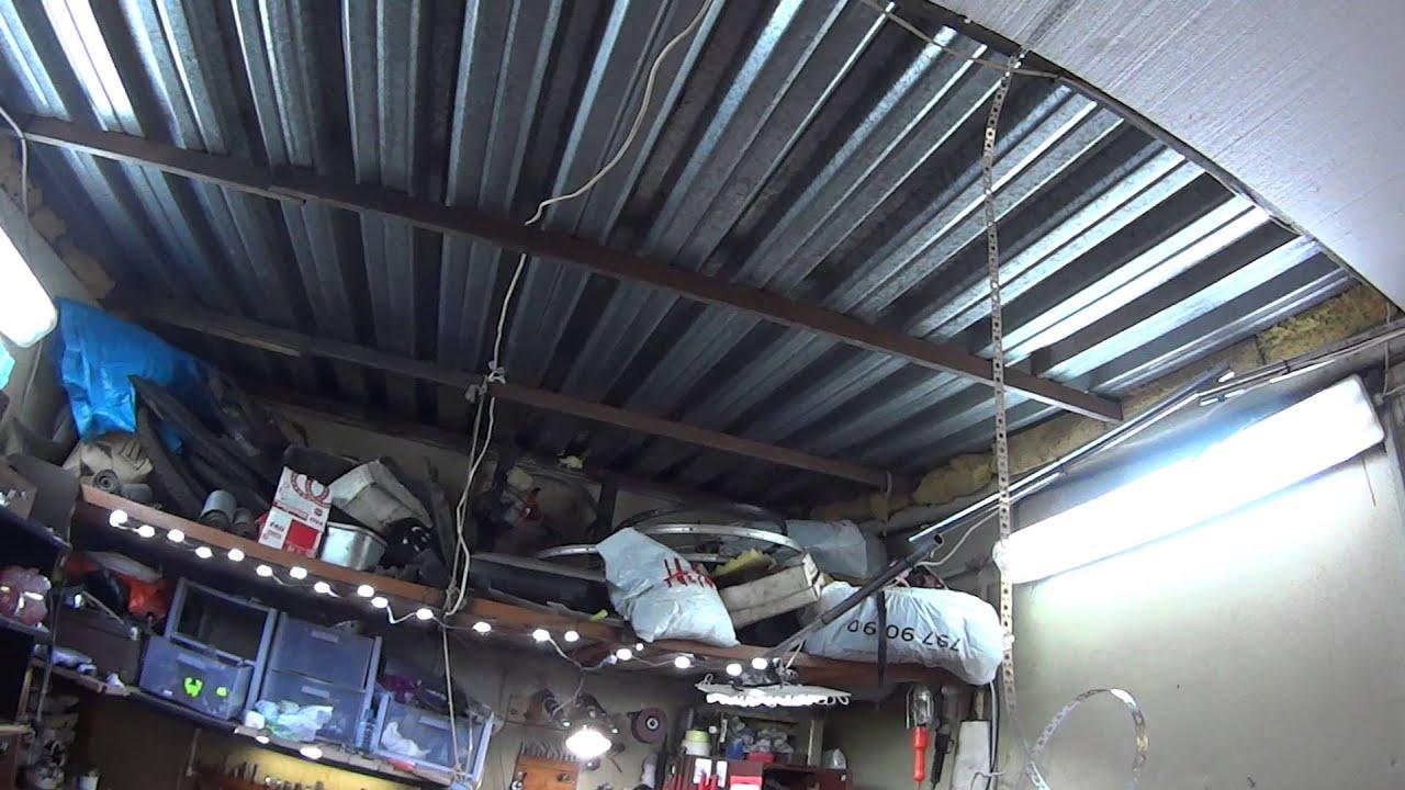 Конденсат крыши железного гаража купить железный гараж в подольске