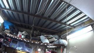 Утепление крыши гаража.(, 2015-10-21T16:15:26.000Z)