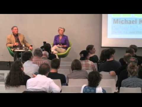 Green Lecture: Michael Klare on the Race for Resources