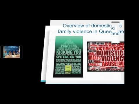 Domestic and family violence: Connecting your clients to Leg
