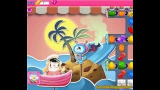 Candy Crush Saga - Level 1541 (3 star, No boosters)
