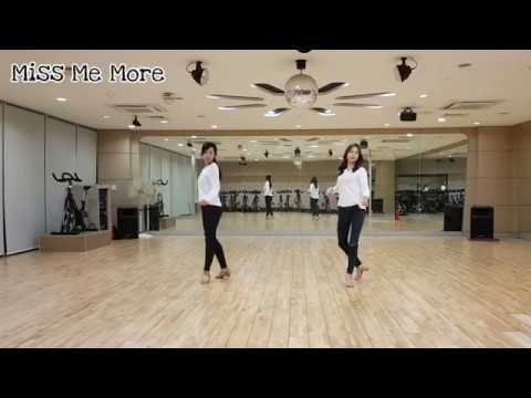 Miss Me More - line dance(Intermediate)