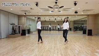 Miss Me More - Line Dance Intermediate