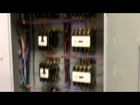 Electrical Wiring- Lighting Contactor