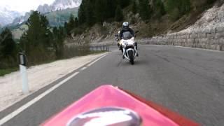 Download Honda CBF 1000, Dolomity Italia.MP4 Mp3 and Videos